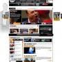 Spike.com home page.